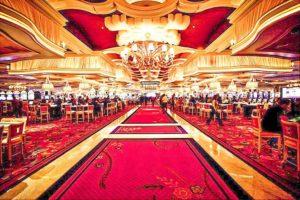 Sòng bài casino online và việc tổ chức các hệ thống chân rết