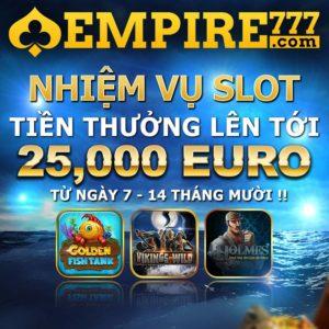 empire777 khuyến mãi