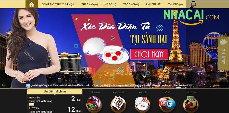 link vào vegas casino 2
