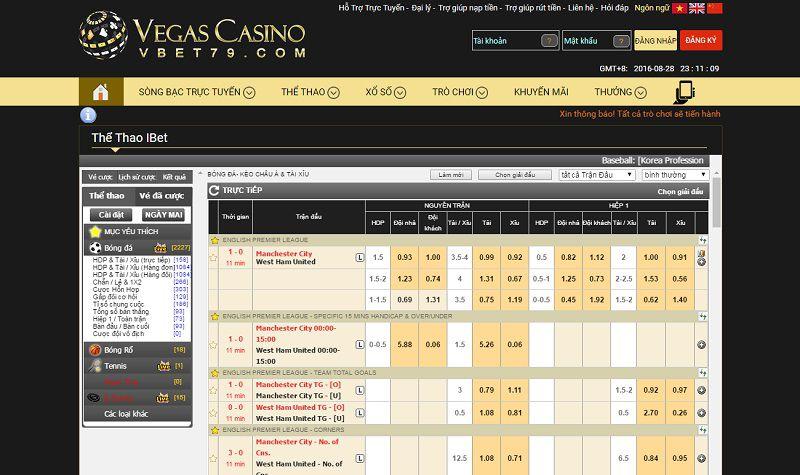 nhà cái vegas casino 2