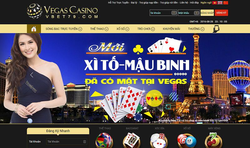 vegas casino bị bắt 2