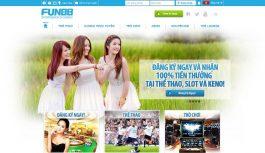 Nhà cái cá cược trực tuyến fun88