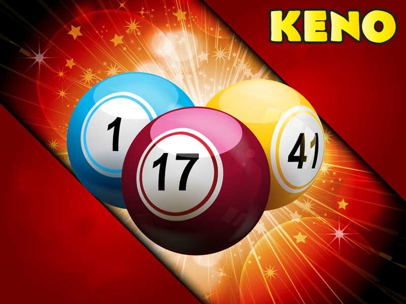 chơi game keno