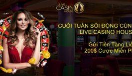 Nhà cái live casino house bị bắt có thật không?