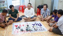 Triệt phá sới đánh bạc tại Tây Ninh