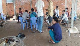 Đột kích sới cá cược đá gà bắt giữ 23 người