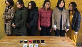 Triệt phá đường dây lô đề do nữ giới cầm đầu quy mô lớn tại Hà Tĩnh
