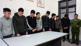 Nhóm người bán số lô đề qua mạng bị bắt giữ