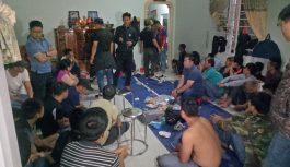 Đột kích sòng bạc, bắt giữ 44 con bạc tại Đắk Lắk