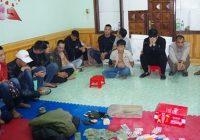 Bắt quả tang 17 con bạc tổ chức xóc đĩa bị bắt ở Hà Giang
