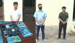 Triệt phá đường dây ghi lô đề lớn qua mạng tại Thanh Hóa