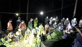 Xóa tụ điểm đánh bạc khủng giữa lòng rừng Phú Ninh