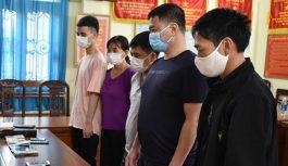 Bắt giữ các đối tượng tổ chức lô đề trái phép tại Ninh Bình