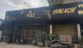 Đột kích quán karaoke bắt quả tang nhiều đối tượng tham gia đánh bạc