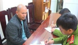 Bắt quả tang nhóm đối tượng tổ chức đánh bạc tại Thanh Hóa