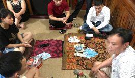 Công an TP. Uông Bí tăng cường xử lý nghiêm tình trạng tổ chức đánh bạc