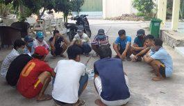 Triệt xóa tụ điểm cờ bạc được cảnh giới nghiêm ngặt tại An Giang