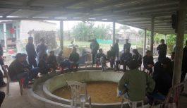 Bắt quả tang sới bạc đá gà tại Quảng Bình, thu giữ 82 triệu đồng