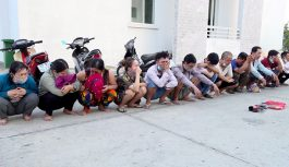 Triệt phá điểm cờ bạc vùng quê tại An Giang, thu giữ gần hơn 90 triệu đồng