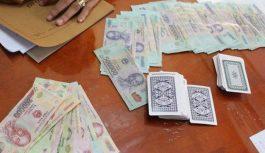 Khởi tố nguyên Phó công an phường tham gia đánh bạc