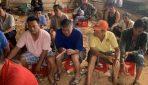 Phát hiện 19 người tổ chức đá gà ăn tiền trong rẫy cà phê