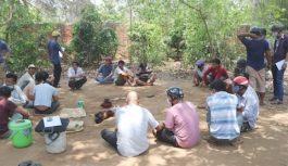 Xóa tụ điểm đánh bạc bằng đá gà tại Vĩnh Long, thu giữ hơn 370 triệu đồng