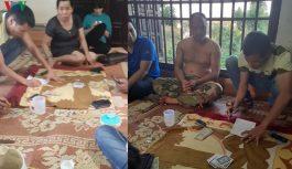 Triệt phá 2 tụ điểm đánh bạc tại Đắk Lắk