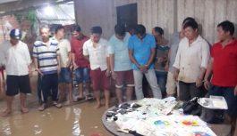 Cảnh sát triệt xóa 2 điểm đánh bạc quy mô lớn tại Vĩnh Long, bắt giữ hàng chục con bạc