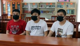 Bắt 3 người Trung Quốc nhập cảnh trái phép vào Việt Nam để đánh bạc