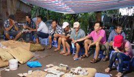Đột kích sới đá gà tại Vĩnh Long, bắt giữ nhiều đối tượng