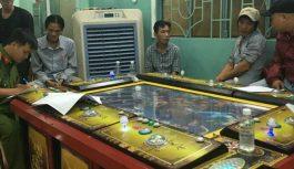 Công an TP.HCM liên tiếp triệt phá các điểm đánh bạc trá hình