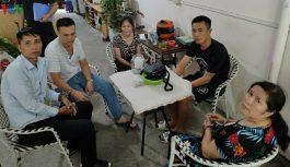 Liên tiếp truy bắt nhiều tụ điểm đánh bạc tại Quảng Ninh