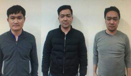Đường dây vận hành game cờ bạc bịp bị phát hiện tại Hà Nội