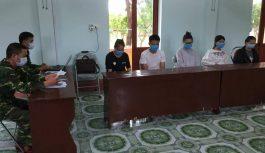 Bắt giữ 5 đối tượng nhập cảnh trái phép vào Việt Nam đánh bạc