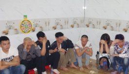Triệt phá ổ cờ bạc liên tỉnh, bắt giữ 17 đối tượng xóc đĩa ăn tiền ở Hà Nam