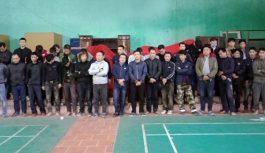 Đột nhập sới gà siêu khủng tại Bắc Giang, bắt giữ 41 đối tượng