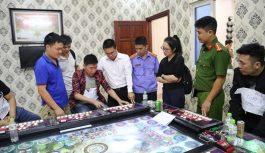 Triệt phá 5 tụ điểm game bắn cá ăn tiền do người Trung Quốc tổ chức