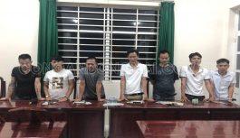 Bắt quả tang 07 đối tượng đánh bạc tại Nhơn Trạch, thu giữ hơn 118 triệu đồng