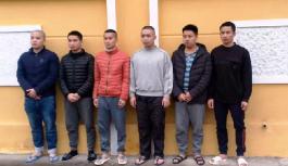 Triệt phá đường dây đánh bạc khủng ở Nam Định, tạm giữ 6 đối tượng