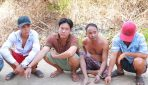 Triệt xóa điểm đá gà ăn tiền tại Vĩnh Long, bắt quả tang nhiều đối tượng