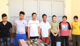 Phá đường dây đánh bạc 5 tỉ đồng, khởi tố 10 đối tượng tại Hà Tĩnh