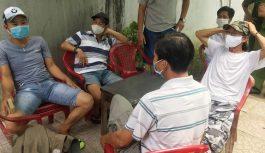 Công an TP. Đà Nẵng bắt quả tang nhiều đối tượng tham gia đánh bạc