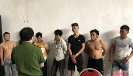 Khởi tố 7 con bạc sát phạt nhau tại Hà Tĩnh
