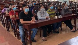 Công an tỉnh Đắk Lắk bắt quả tang nhóm đánh bạc