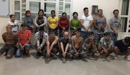 Công an tỉnh Đồng Nai bao vây triệt phá sòng bạc di động trong rừng tràm