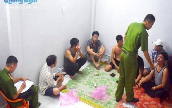 Kiên quyết xử lý tội phạm đánh bạc tại các địa phương trên cả nước