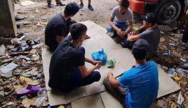 Bắt nhóm đối tượng tụ tập đánh bạc tại Hà Nội, thu giữ hàng chục triệu đồng