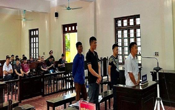 Giải trí bằng trò đánh sâm, 4 bị cáo lĩnh án tù