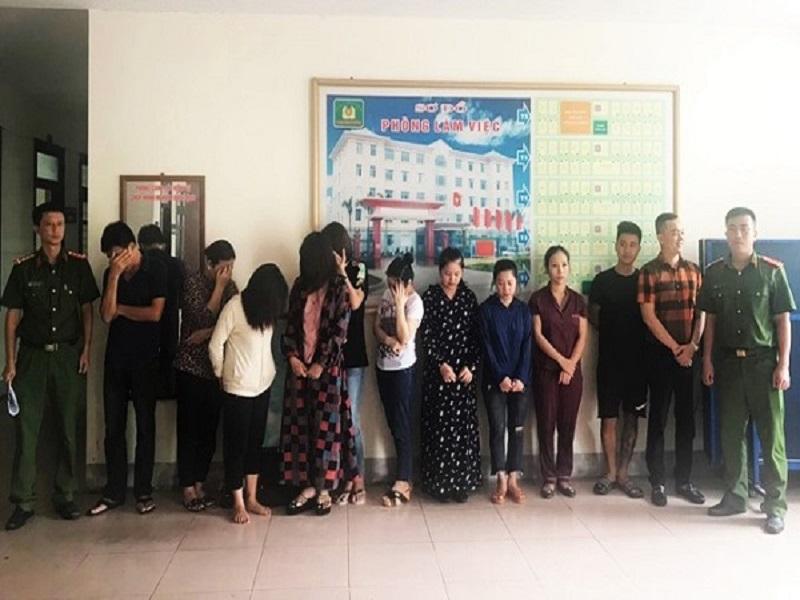 Khởi tố 10 đối tượng trong đường dây lô đề 126 tỷ đồng tại Nghệ An