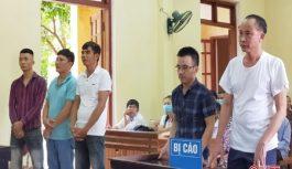 Khởi tố 5 đối tượng tại Hà Tĩnh về hành vi đánh bạc